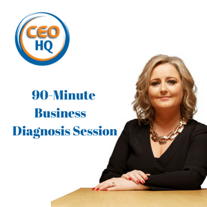 Business Diagnosis Session - CEO HQ