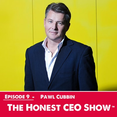 Pawl-Cubbin on the Honest CEO Show